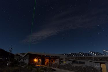 Station d'observation de l'atmosphère du Maïdo