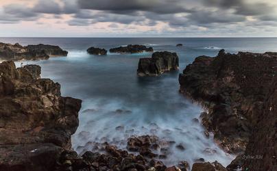 La côte de Manapany