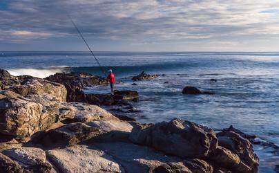 Le pêcheur de Boucan